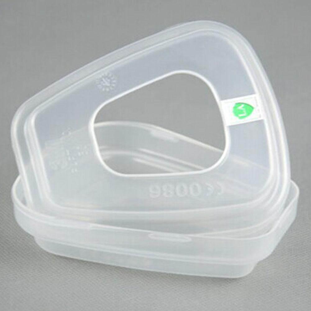 10 Pcs Penutup Plastik untuk Masker Penyaring Komponen Sistem Pernapasan Spesifikasi: 10 Pcs Sa Yanyi