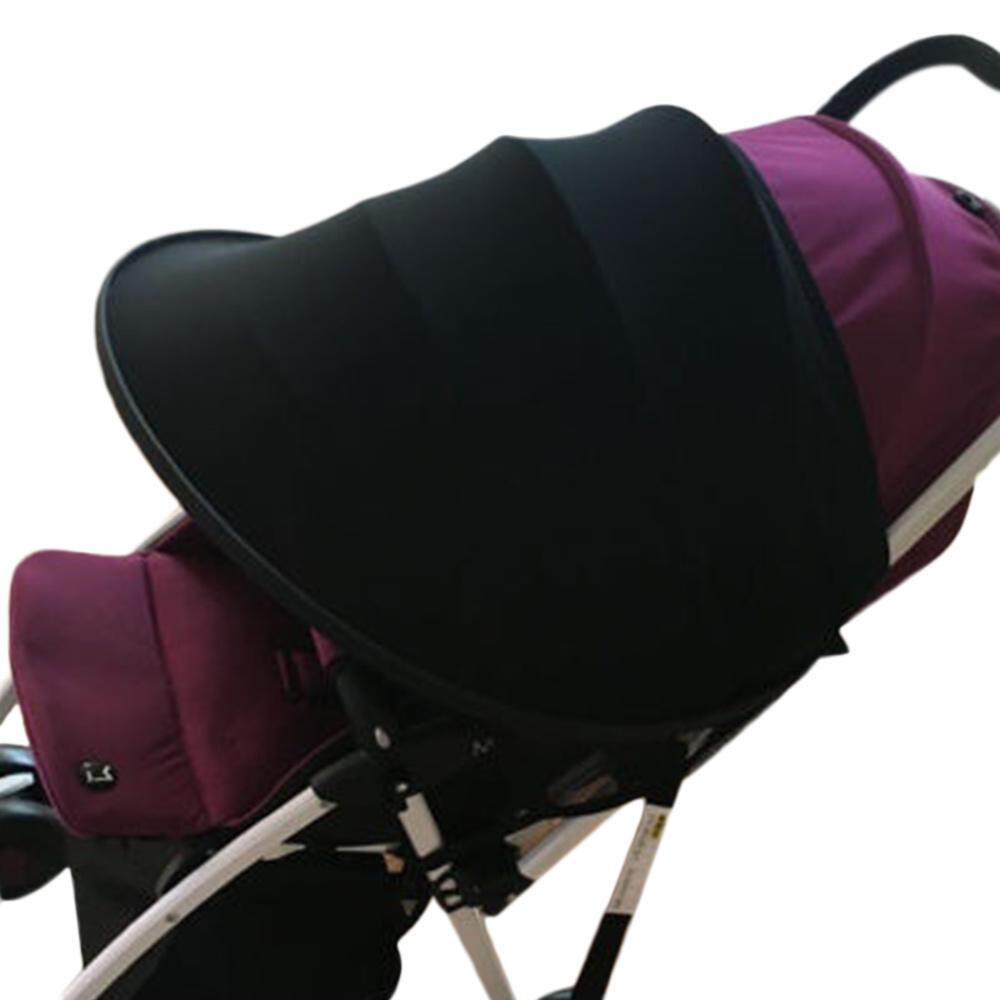 Simida Baby Carrier Infant Stroller Shading Newborn Stroller Shading Protective 2 Colors Sunshade Kids - Intl By Simida Limited.