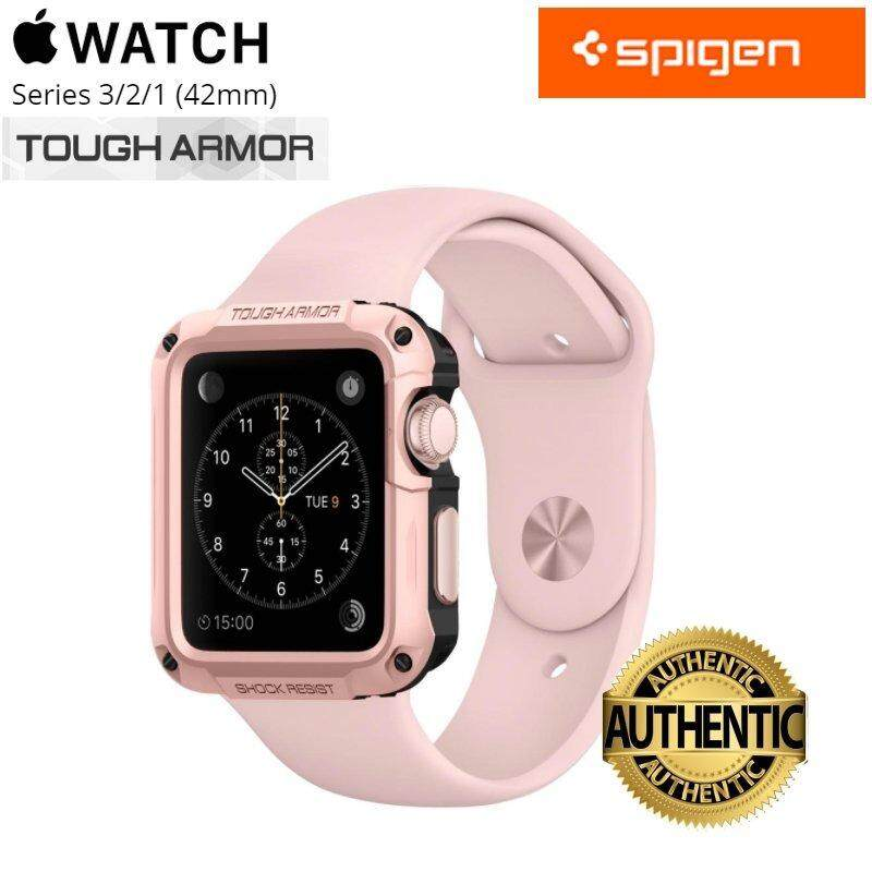 Spigen Premium Tough Armor Case For Apple Watch 3/2/1 (42mm)