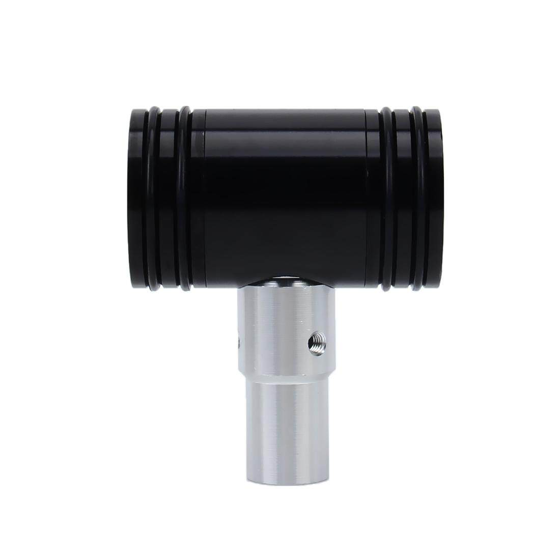Detail Gambar MOMO Universal Hammer Shape Aluminum Manual or Automatic Gear Shift Knob Compatible with Three