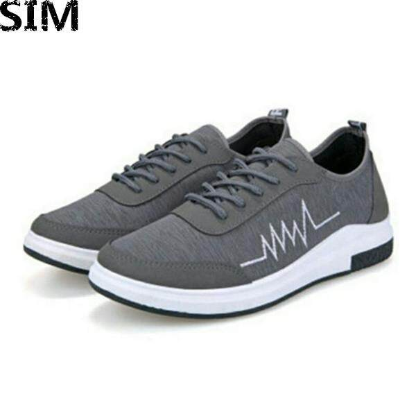 3329b43d1cbd SIM New Men s Fashion Sneakers Casual Sports Athletic Running Shoes Sport Shoes  Sneakers