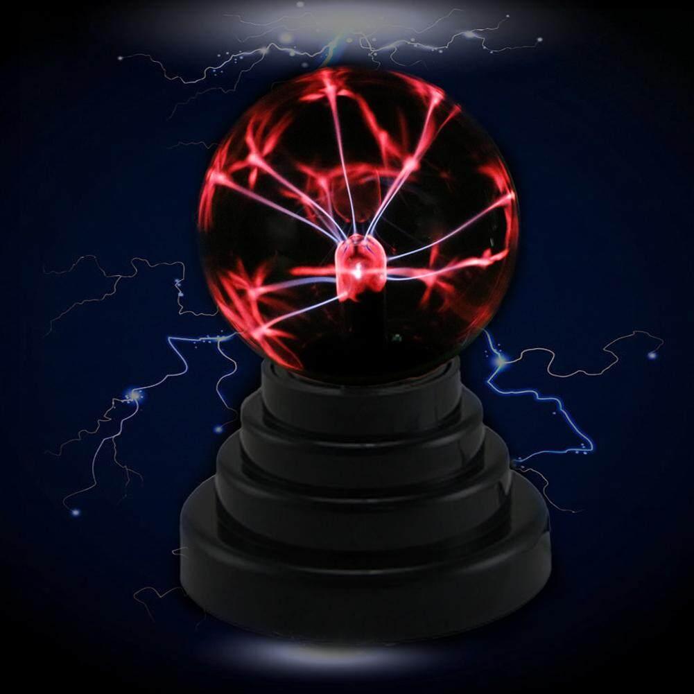 Review Usb Magic Touch Sensitive Plasma Ball Black Base