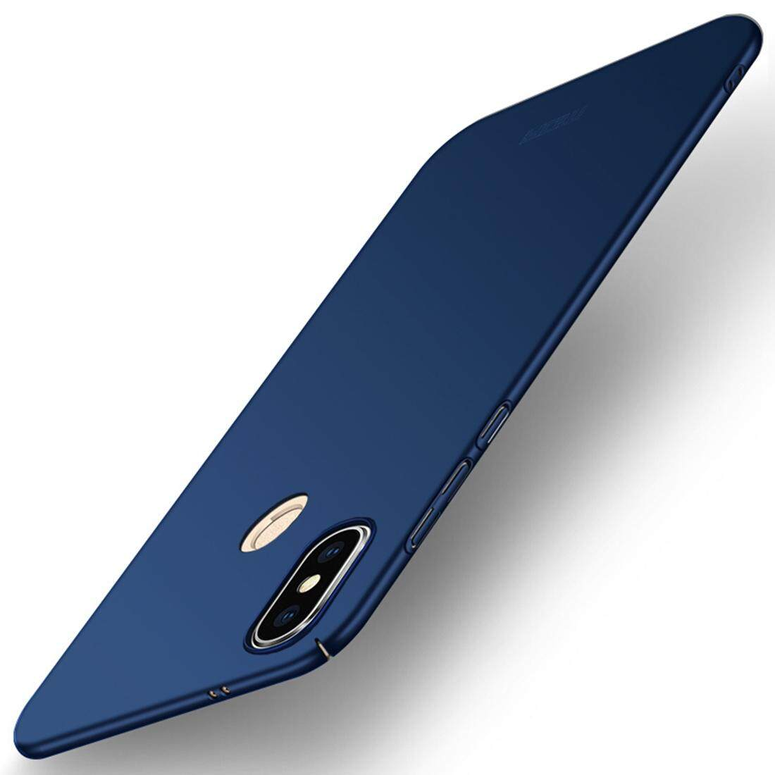 MOFI for Xiaomi Redmi Note 5 Pro PC Ultra-thin Edge Fully Wrapped Protective Back