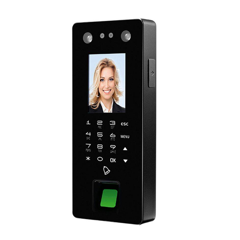 Face Recognition Attendance Machine Fingerprint Management Machine Employee Checking-in Payroll Recorder Access Control System