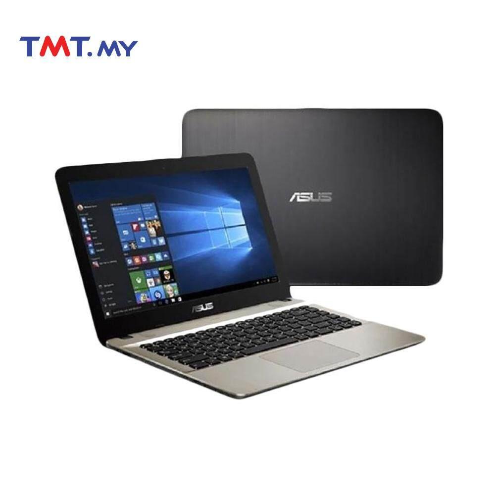 Asus VivoBook X441U-VWX277T Laptop | i3-6100U | 4GB | 1TB | NVD GT920MX | 14 | W10 - Black Malaysia