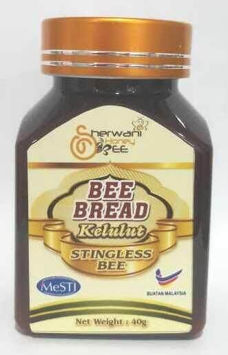 Stingless Bee Bread powder 40 gram
