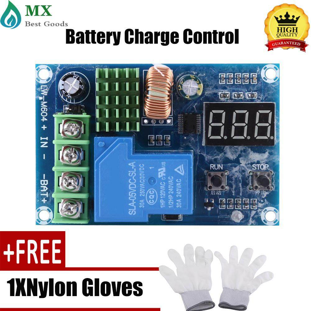 Fitur Battery Charger Controller Module For Charging Control Charge Circuit Buy 1 Get Free Gift Xh M604 Dc