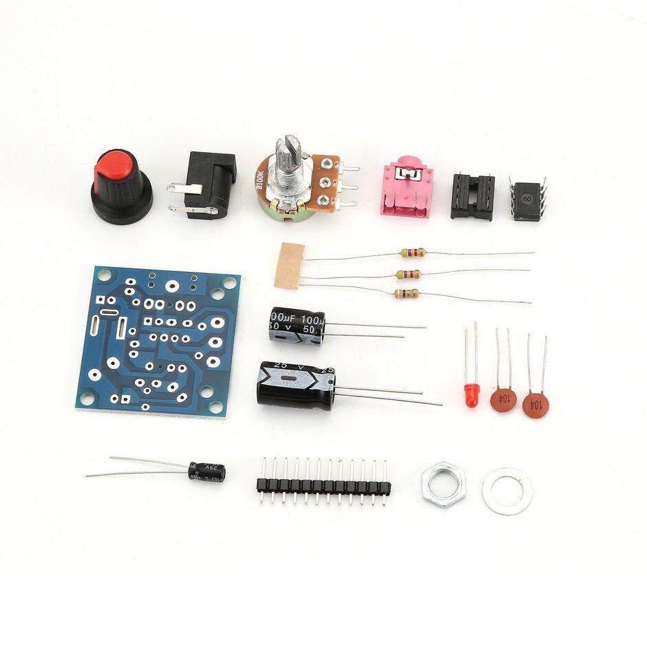 [โปรโมชั่น] Lm386 Super Mini 3 V - 12 V เครื่องขยายเสียงพลังสูง Board ชุดอิเล็กทรอนิกส์ของตกแต่งงานปาร์ตี้ By Kakagardener.