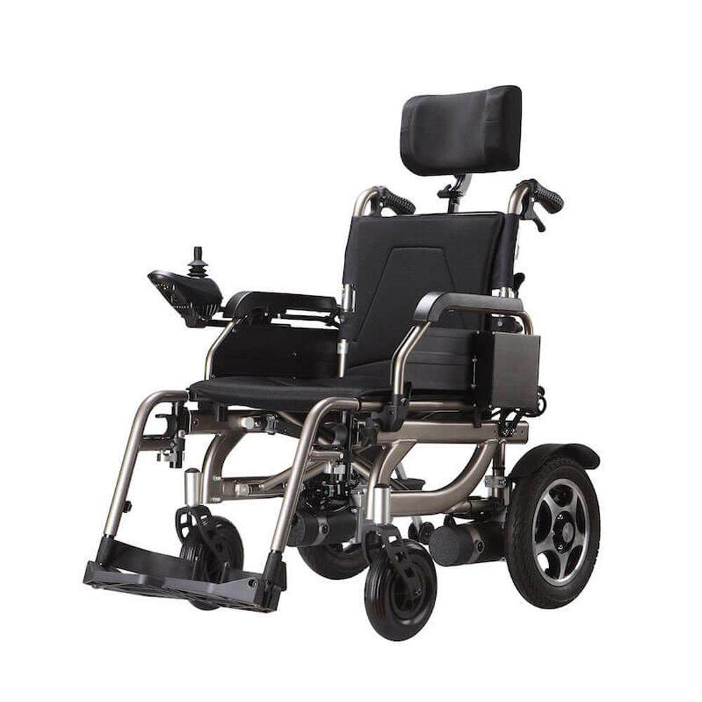 Economy Power Wheelchair Reclinable Backrest (39kg)