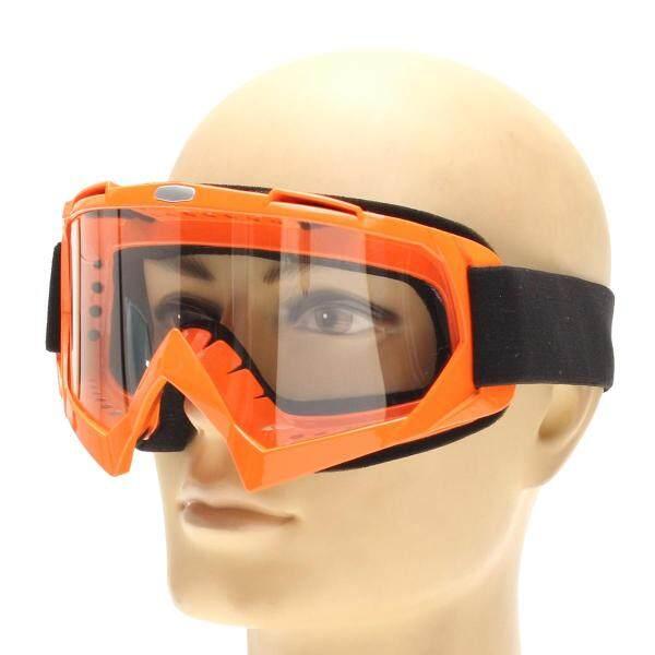 Giá bán Off-Road Motocross Racing ATV Dirt Bike xe máy kính mắt kính mắt trượt tuyết trong suốt