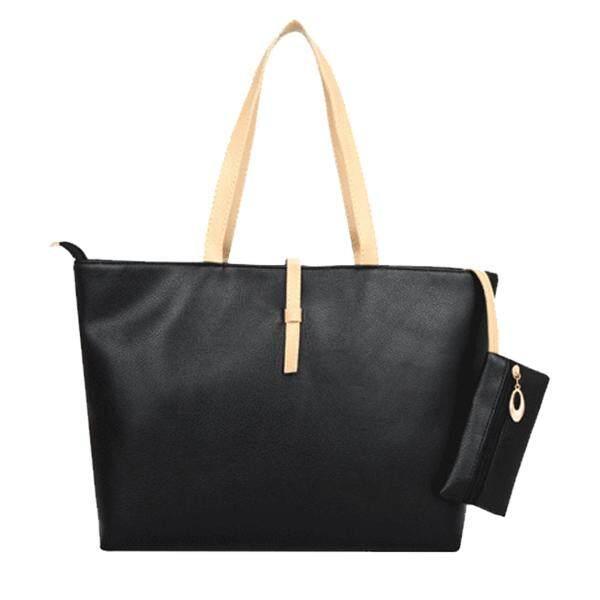 Ivy Plain Tote Bag Women Shopping Handbag Handbeg