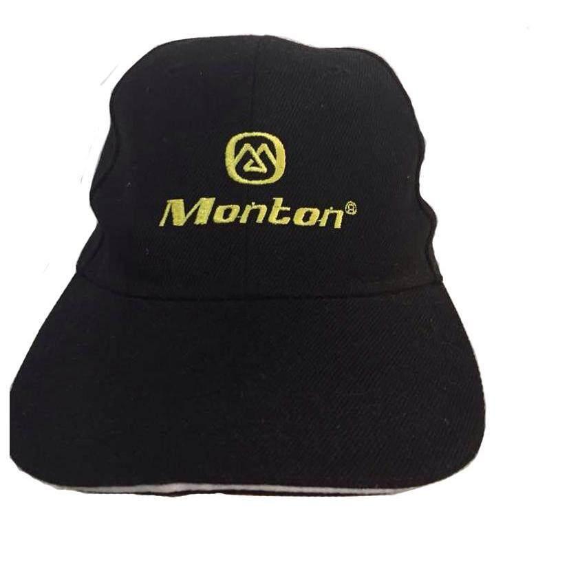 MONTON CAP BLACK