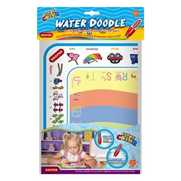 First Classroom Water Doodle Mat in a Bag with Header