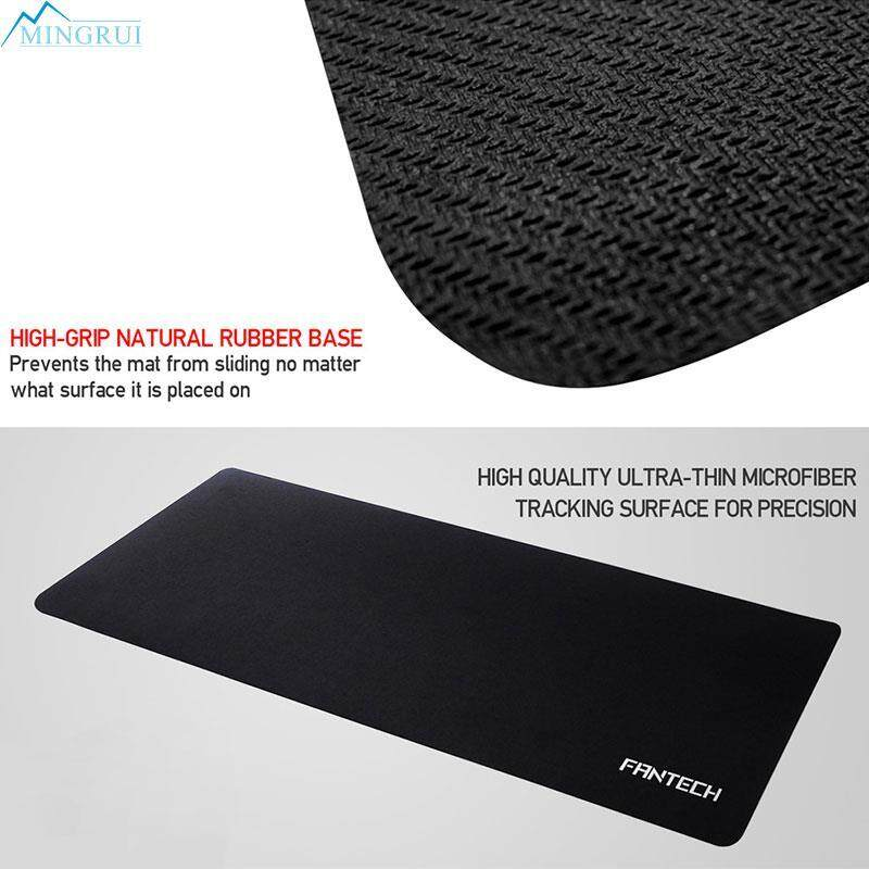 Portable Black Desk Table Rubber Laptop MP64 Office Keyboard Mouse Mat Pad Malaysia