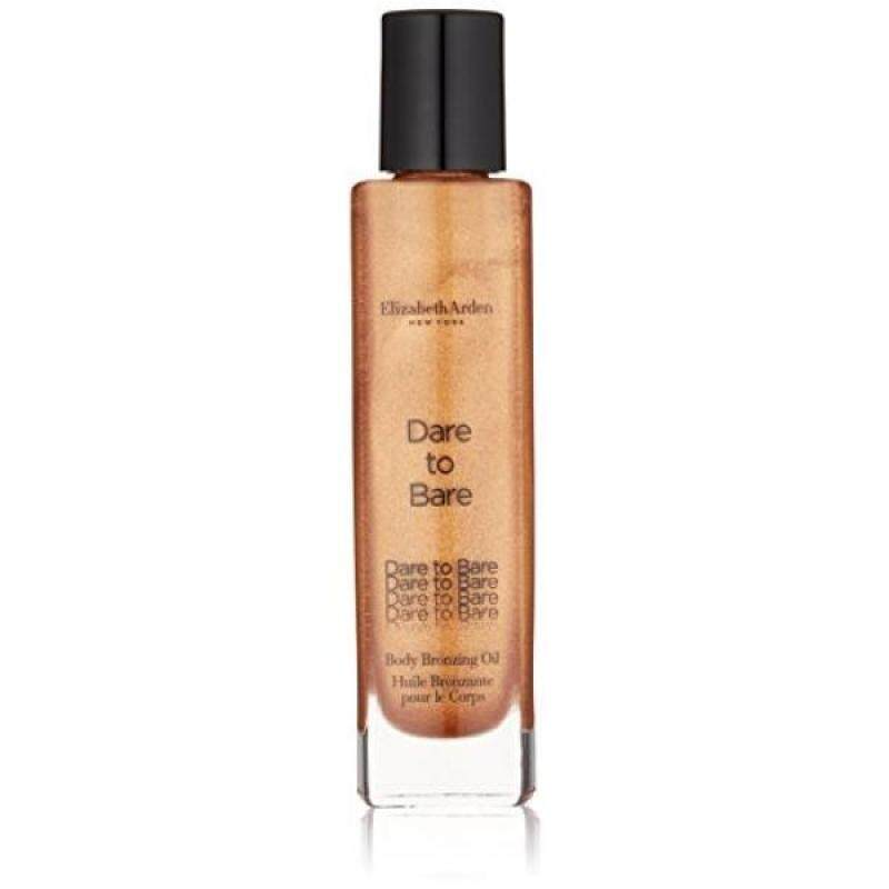 Buy Elizabeth Arden Tropical Escape Collection Dare to Bare Body Bronzing Oil, Bronzed 01, 1.7 oz. - intl Singapore