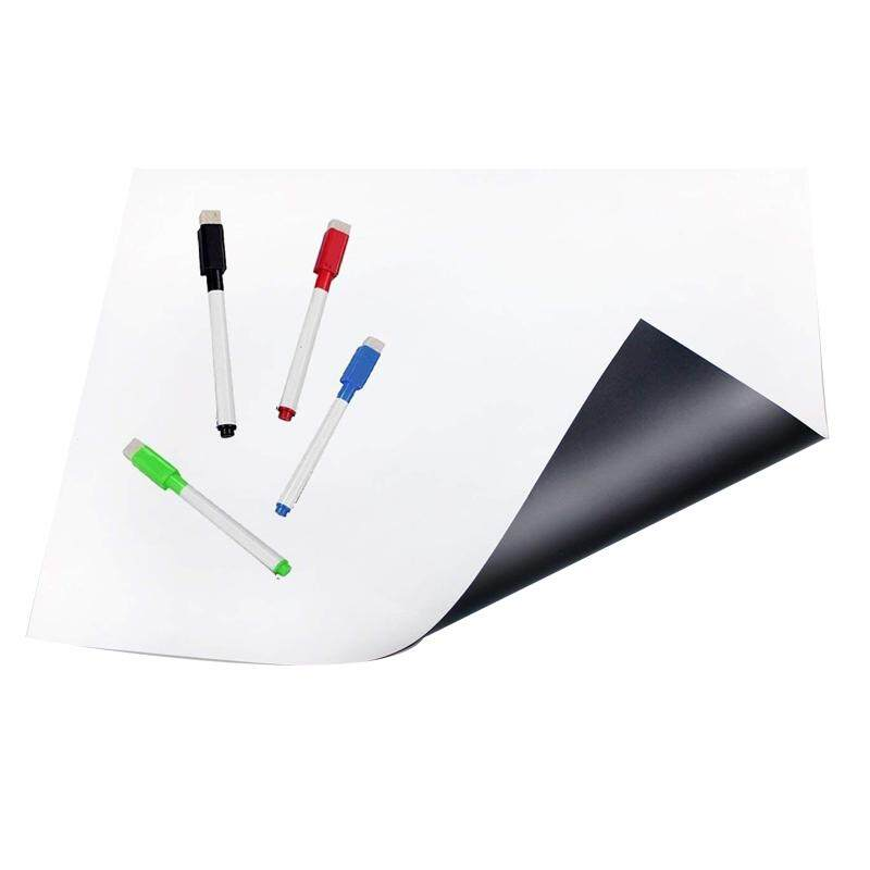Sby Magnetic Soft Whiteboard Set Fridge Magnets Message Board With Magntic Pen By Super Babyyy.