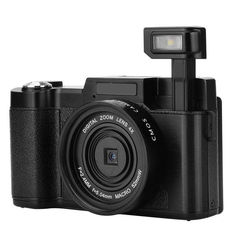 Bsex CDR2 CD-R2 Digital Camera Video Camcorder With 3 Inch TFT Screen With UV Filter 0.45X Super Wide Angle Lens