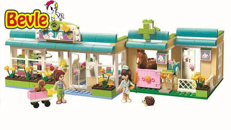 Lego Friends Hospital Set Price In Singapore