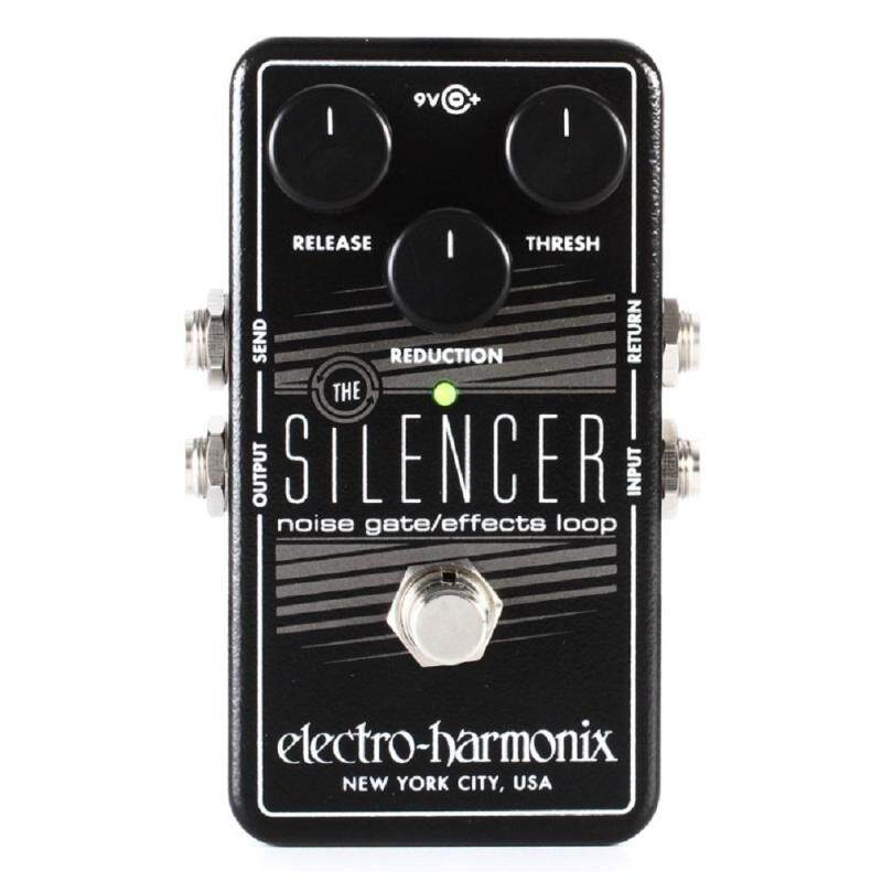 Electro-Harmonix The Silencer Noise Gate/Effects Loop Pedal Malaysia