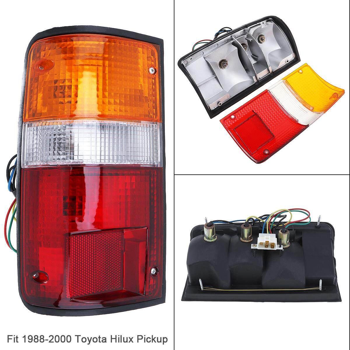 Durable Rear Brake Lamps Outer Left Passenger-side Light for 1988-2000 Toyota Pickup