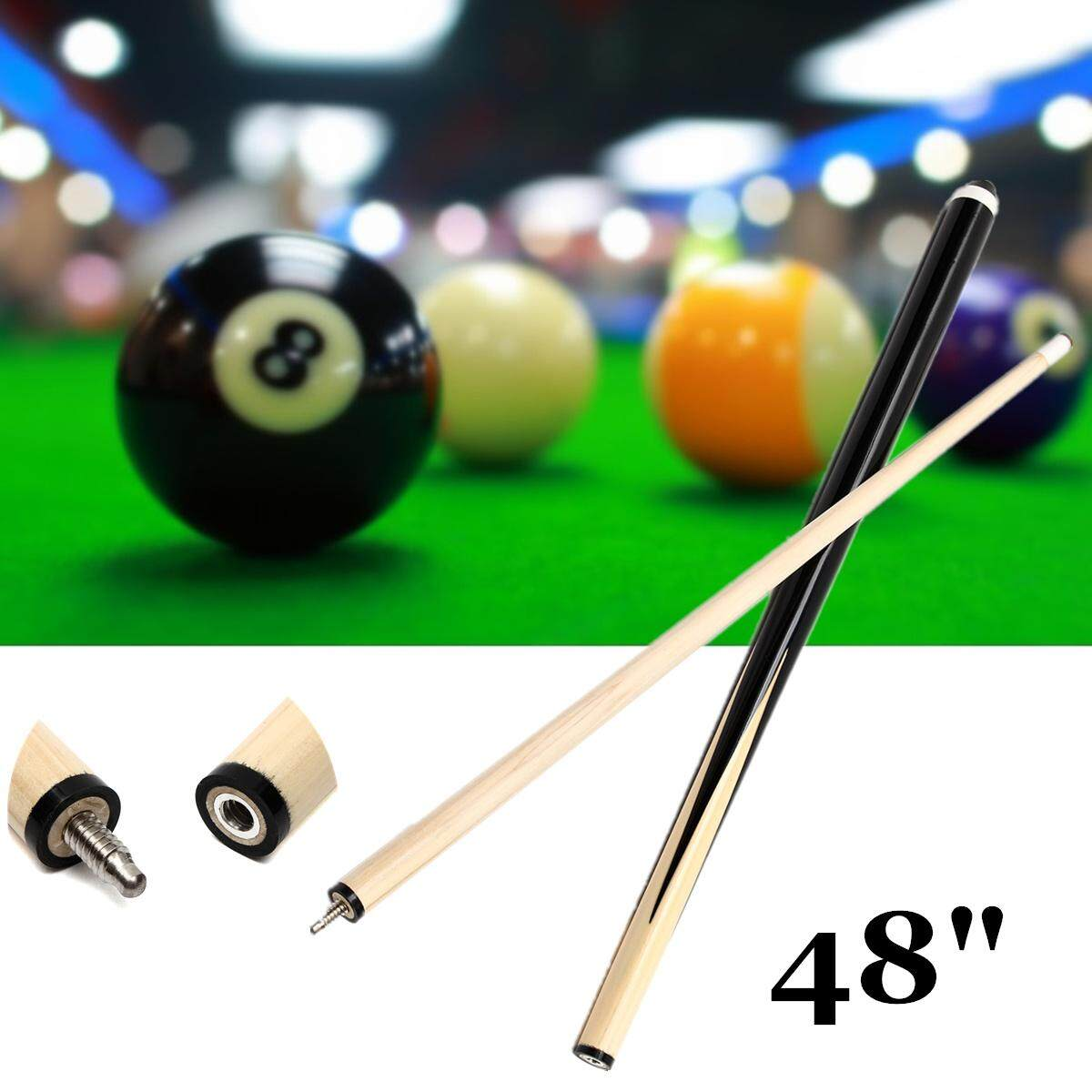 48 Short Wooden Pool Billiards Snooker Cue For Kids Small Room Au By Freebang.