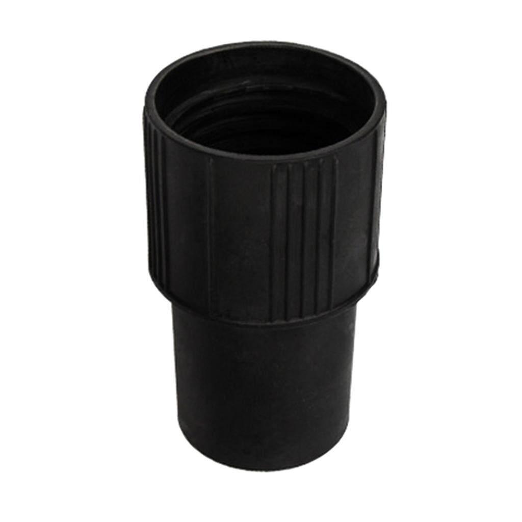 Hình ảnh BolehDeals Industrial Vaccum Cleaner Hose Adapter Spare Part Pipe Tube Connector Black - intl