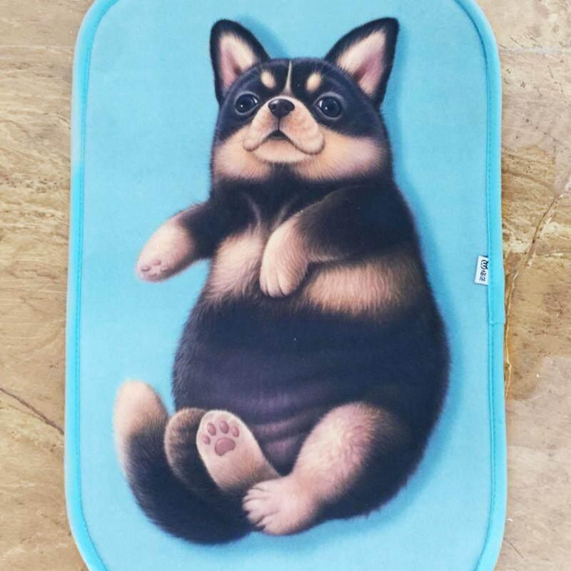 50*80 Cm Kamar Tidur Ruang Keluarga ZALORA Indonesia-Online Fashion Pad Toilet Penyerap Non-slip Mat Kucing Kartun Lucu Anjing Hewan Karpet-Intl