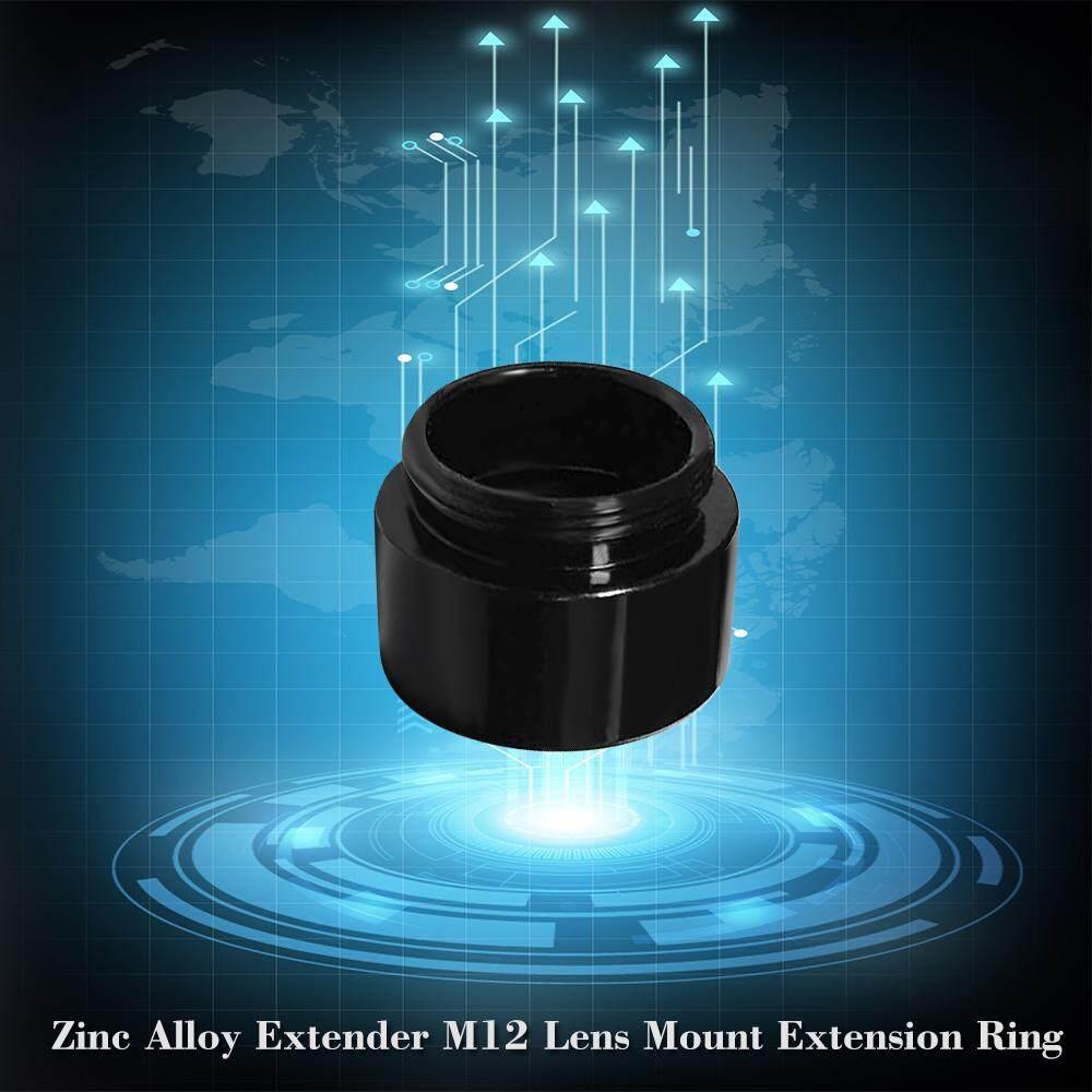 10PCS/Lot M12 Mount Thread Extension Adapter Zinc Alloy Extender M12 Lens Mount Extension Ring