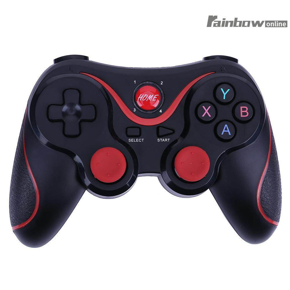 Hình ảnh New T3 Smart Wireless Bluetooth Gamepad Gaming Controller for Android Mobile - intl