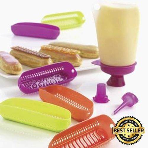 Baking Tool Nice Decoration with ECLAIR SET
