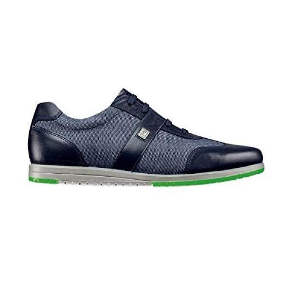 คอลเลกชันรองเท้า Spikeless รองเท้ากอล์ฟ Closeout ผู้หญิง Midnight/ผ้า Denim 6 - Intl By 15store.