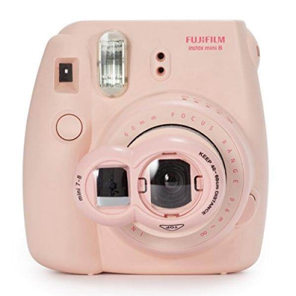 NodArtisan Compatible Mini 8 Selfie Lens with Self-Portrait Mirror for Instax Mini 8 8+ 9 7s, Polaroid PIC-300 and Instax Hello Kitty (Pink)