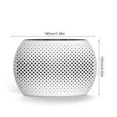 Baik TOP200 Listrik Dehumidifier Mini Portable Ultra Bisu Rumah Mesin Pengering Udara Putih