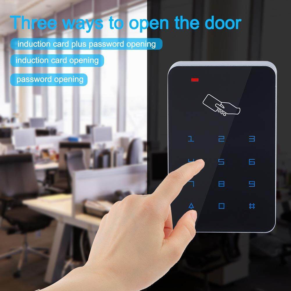 PVC Touch Screen Code Door Access Controller Digital Door Lock