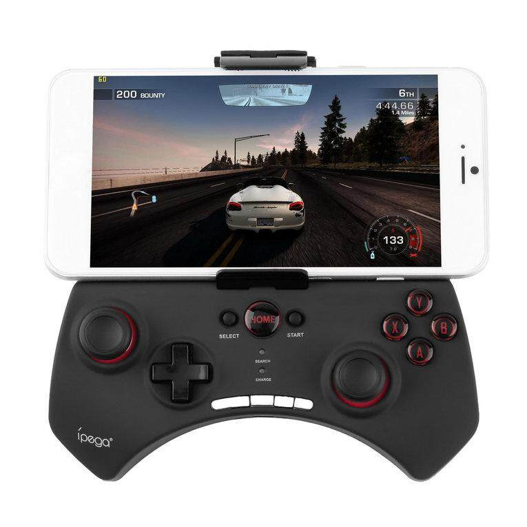 Hình ảnh PG-9025 Wireless Bluetooth Controller Gamepad Joystick for iOS Android PC