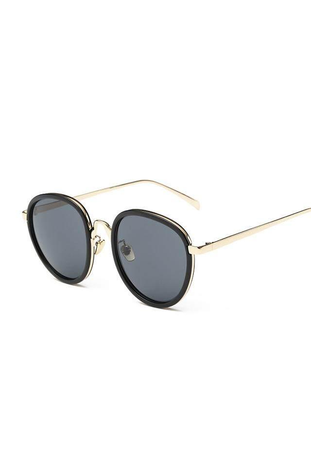 Europe and the United States new fashion colorful reflective sunglasses female tide Korean personality retro couple