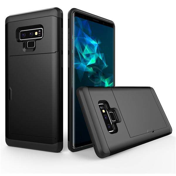Moonmini Case for Samsung Galaxy Note 9 Case Phone Back Case Dual Layer TPU + PC