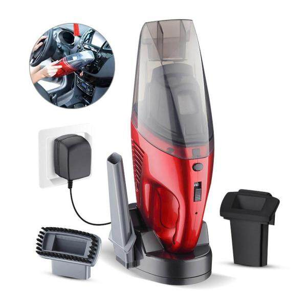 Ognan Wet & Dry Handheld Cordless Vacuum Cleaner- Wet & Dry Hand Held Car Vacuum with Ultra-Powerful, Cordless and Portable with Rechargeable Lithium-Ion Bat tery EU Charge Base Singapore