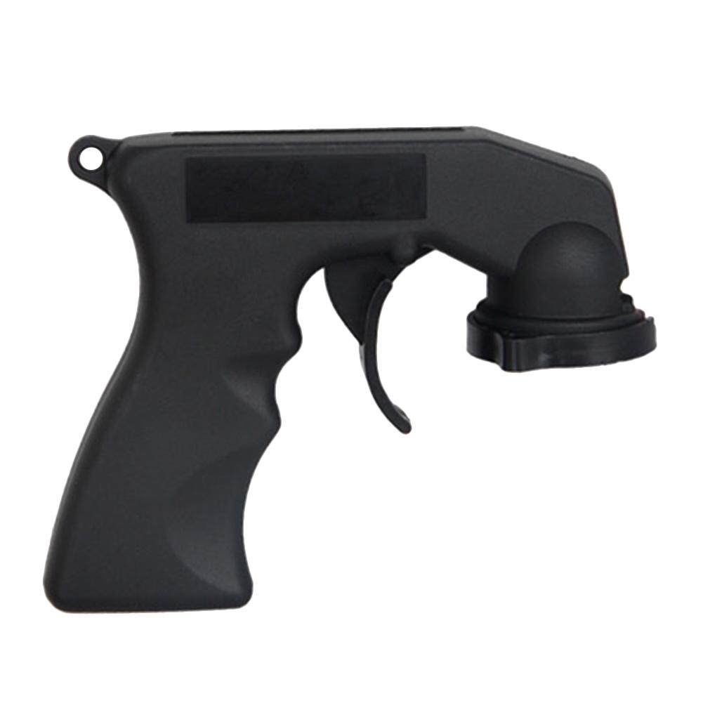 Paint Sprayer Can Handle With Full Grip Trigger Plastic Universal Spray Gun Black By Hhhappy Store.
