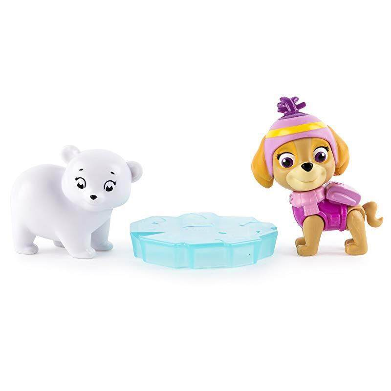 Paw Patrol - Skye & Polar Bear Rescue Set