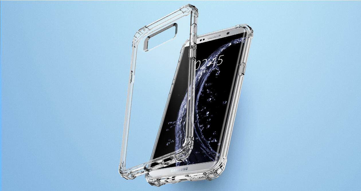 Spigen Crystal Shell Samsung Galaxy S8 Plus Case Cover Casing Lazada For Clear Keterangan Produk