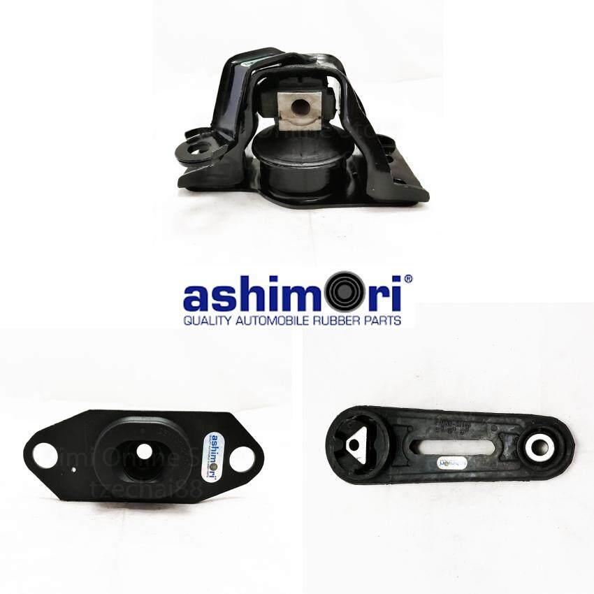 Ashimori Engine Mount Set Nissan Latio C11 / Grand Livina L10 1.6L (Auto)