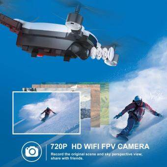 PKPNS S8 720P HD Ultra Wide Angel WIFI Camera Altitude Hold Remote Control D*rone