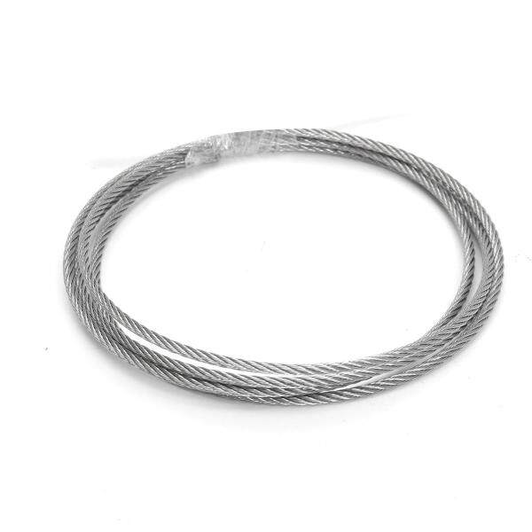 Stainless Steel Wire Rope Tensile Diameter 1.5mm Structure Cable