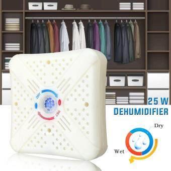 Harga preferensial 220 V Mini Dehumidifier Wardrobe Closet Rak Buku Kamera Kelembapan Udara Alat Pengering terbaik murah - Hanya Rp164.475