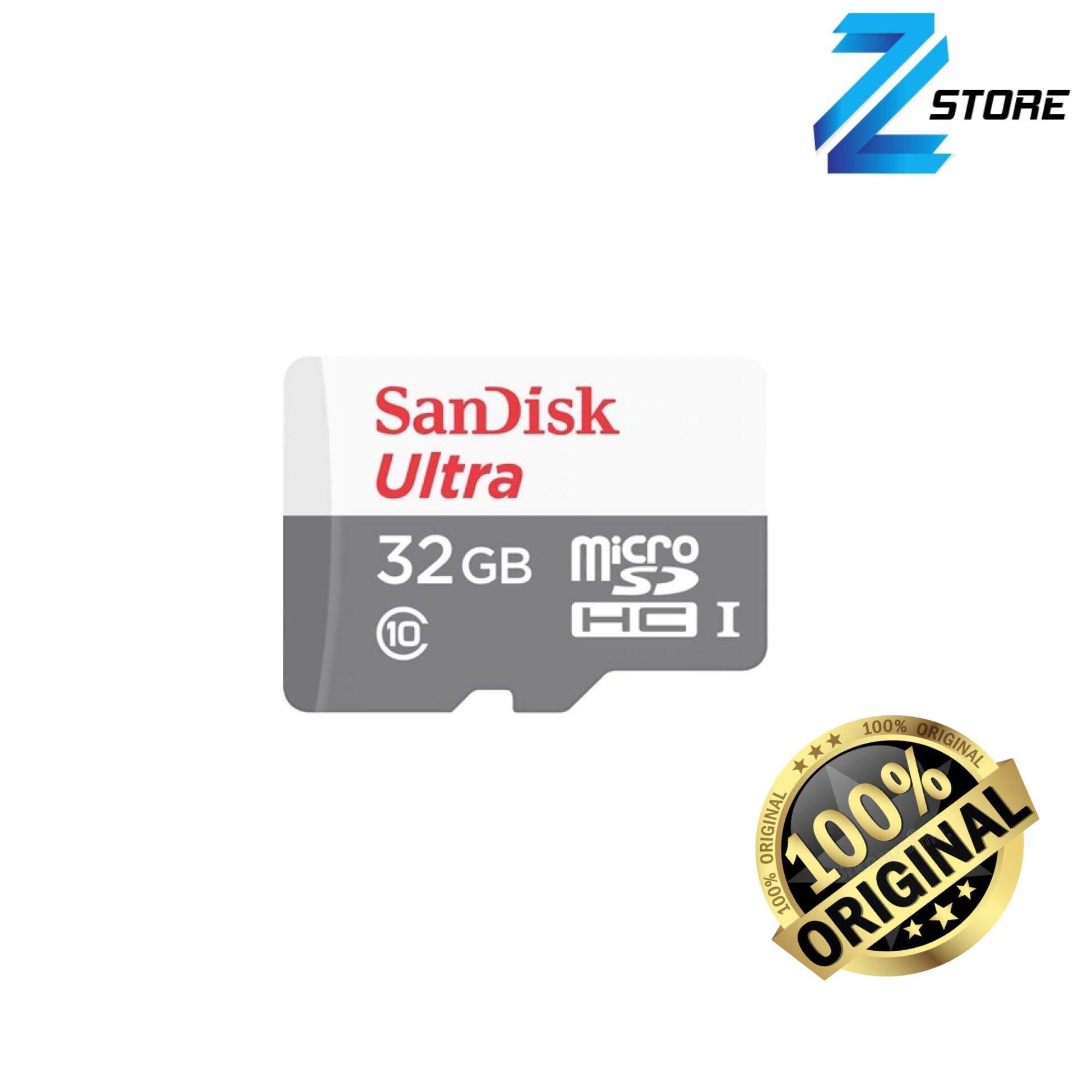 Sandisk Ultra Micro SD Class 10 32GB (48MB)