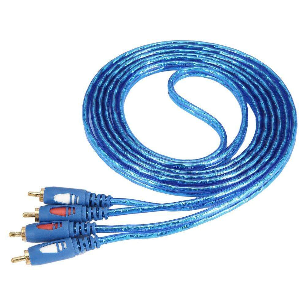 Fitur Elec 2rca Audio Cable 3m 2rca Male To 2rca Male Cable For Dvd ...