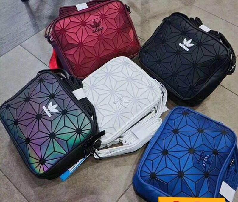 Features Adidas 3d Issey Miyake Sling Bag Hand Bag Clutch Handbang