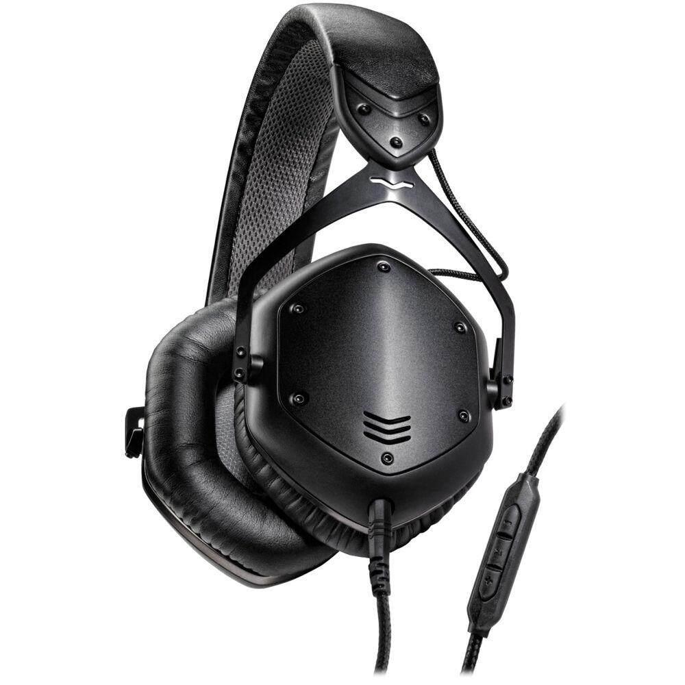 Digital Solutions New Arrival Vanguard Vojo 13 V Moda Crossfade Lp2 Over Ear Headphones Matte Black Metal