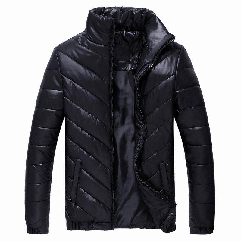 5d7bd733b37 2018 Brand Winter Jacket Men s Parkas Warm Jacket 5XL Casual Coats Men  Cotton Padded Jacket Male